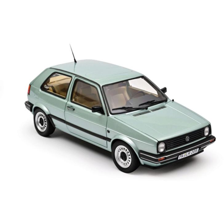 1987 Volkswagen Golf CL - Metallic Light Green Main Image