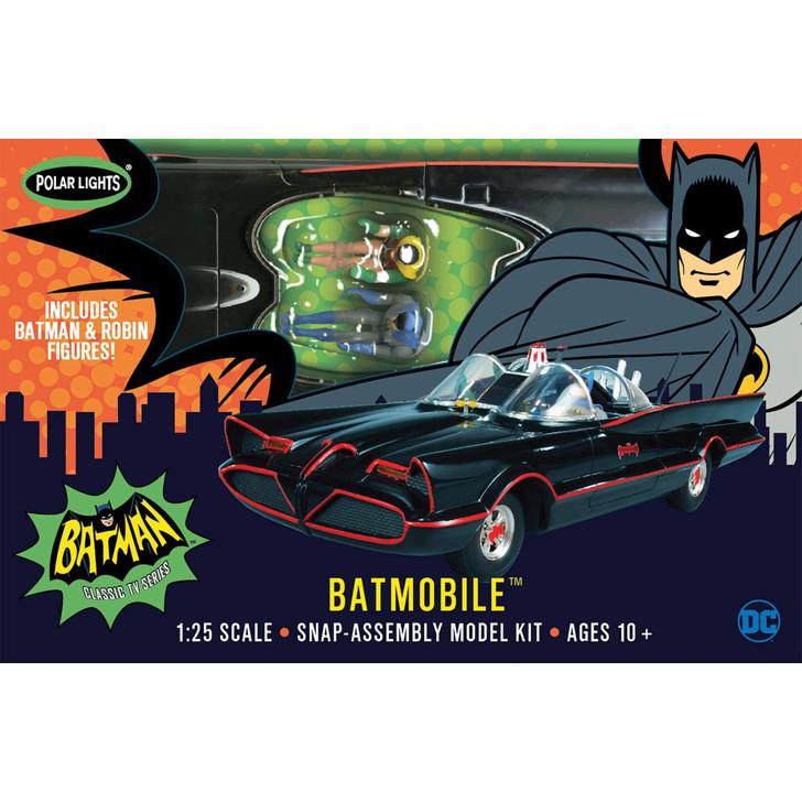 1966 Batmobile Snap Model Main Image