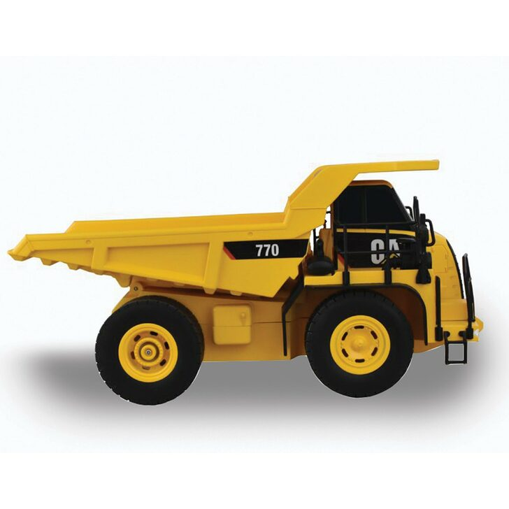 Radio Control RC Caterpillar CAT 770 Mining Truck Main Image