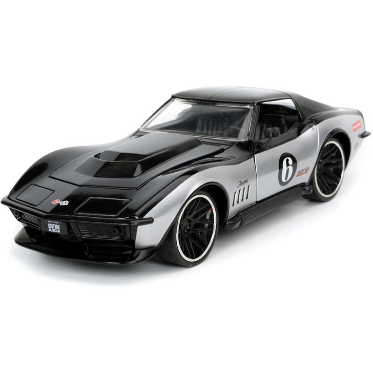 1969 Corvette Stingray #6 BTM Main Image
