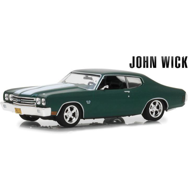 1970 John Wick Chevelle SS 396 Main Image