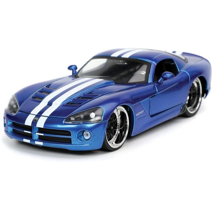 2008 Dodge Viper SRT10 BTM - Blue Main Image
