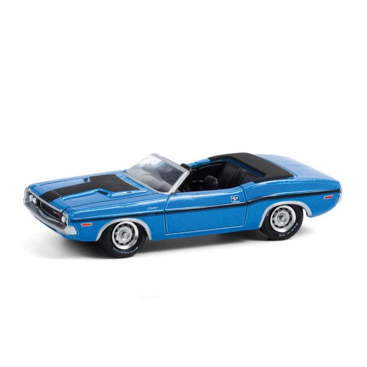 1970 Dodge Challenger Convertible - B5 Blue Main Image