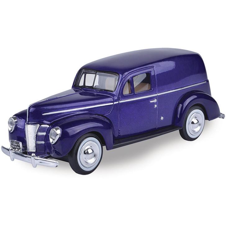 1940 Ford Sedan Delivery-Metallic Purple Main Image