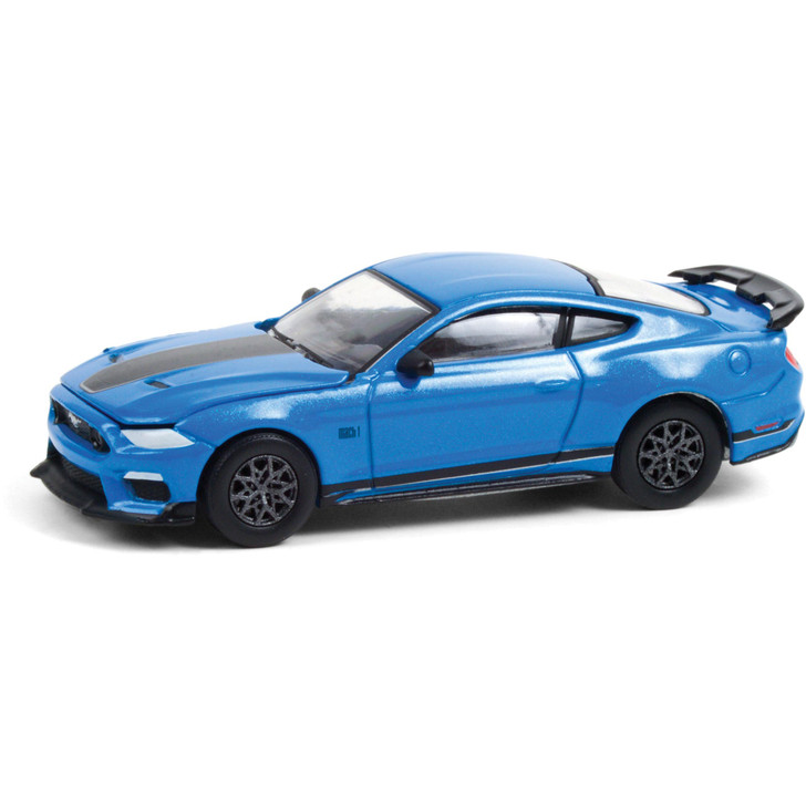 2021 Ford Mustang Mach 1 - Velocity Blue Main Image