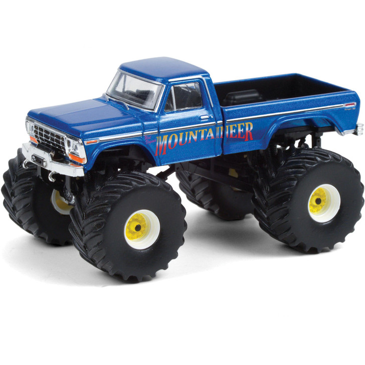 West Virginia Mountaineer - 1979 Ford F-250 Monster Truck Main Image