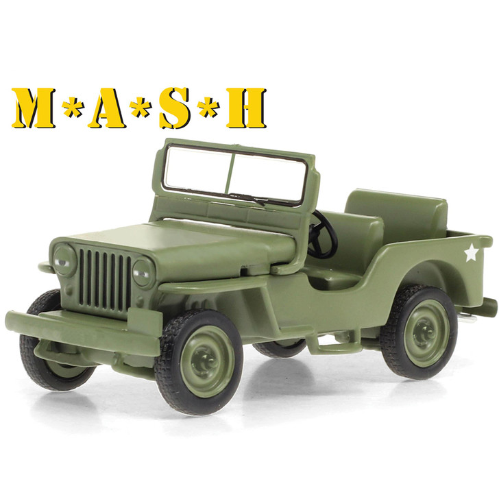 M*A*S*H 1949 Willys Jeep CJ-2A Main Image