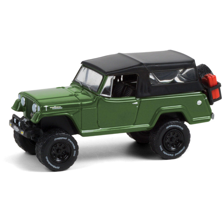 1968 Jeep Jeepster Commando with Soft Top and Off-Road Parts Main Image