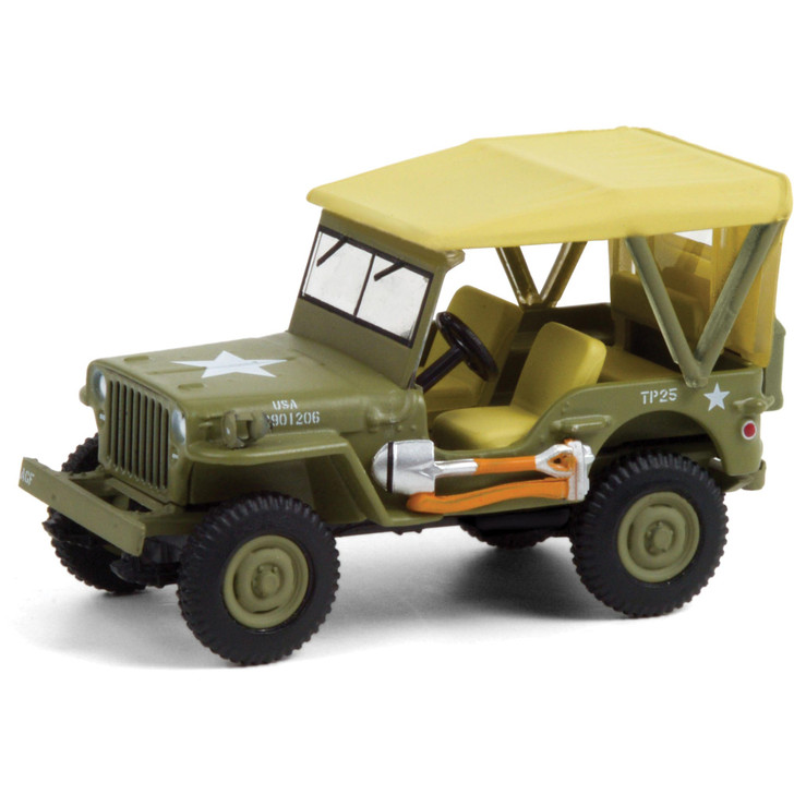 1940 Willys MB Jeep - Jeep 80th Anniversary Main Image