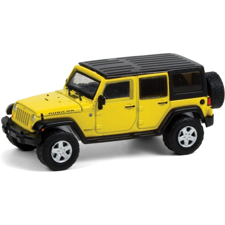 2008 Jeep Wrangler Unlimited Rubicon Main Image