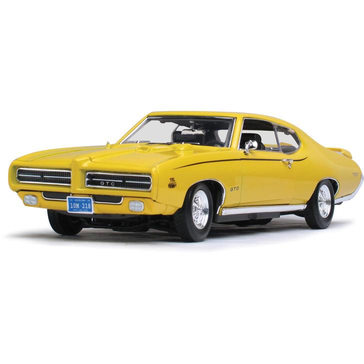 1969 Pontiac GTO Judge - Yellow Main Image