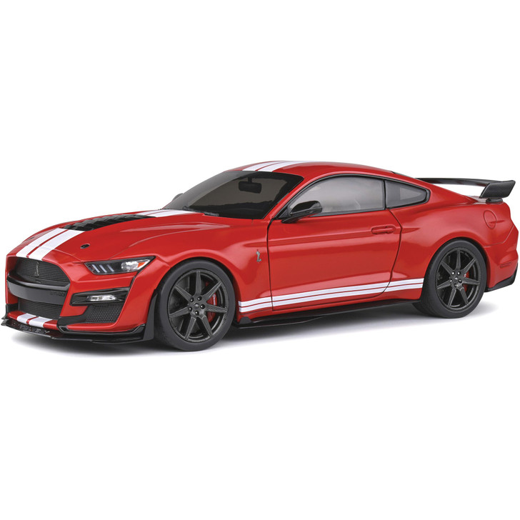 2020 SHELBY Mustang G.T. 500 - Racing Red Main Image