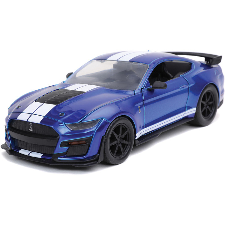 2020 Shelby Mustang G.T. 500 BTM - Blue Main Image
