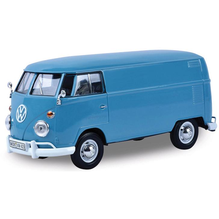 Volkswagen Type 2 ( T1 ) - Delivery Van-Dove Blue Main Image