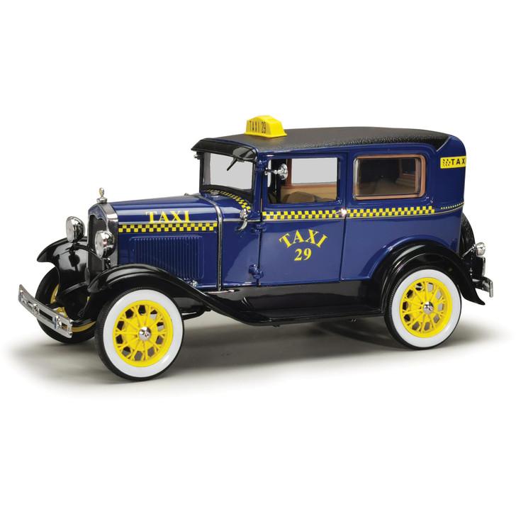 1931 Ford Model A Tudor - Taxi Main Image