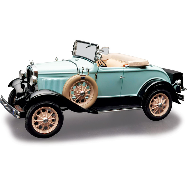 1931 Ford Model A Roadster - Powder Blue Main Image