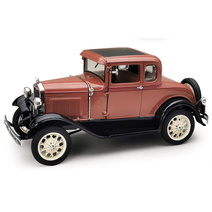 1931 Ford Model A Coupe - Brown Main Image