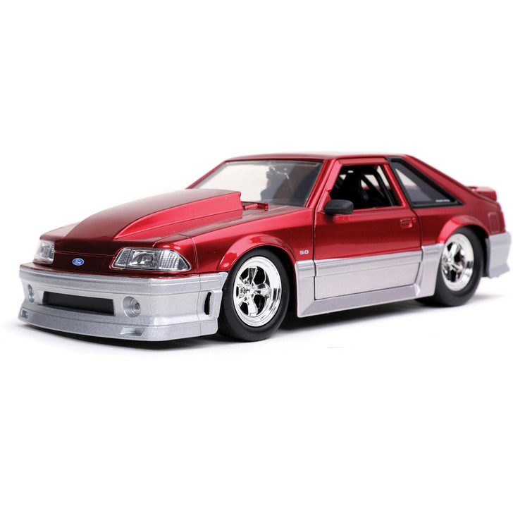 1989 Ford Mustang GT BTM - Red Main Image
