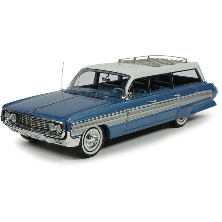 1962 Oldsmobile Dynamic 88 Fiesta Wagon - Sunset Mist Main Image