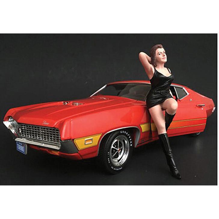 70s Style Figure - I Main Image