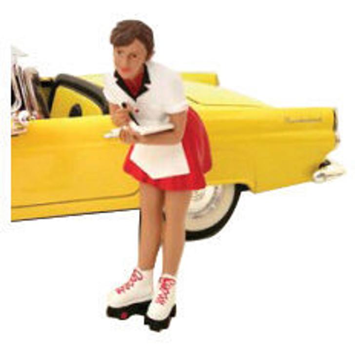 Carhop Waitress - Grace Main Image