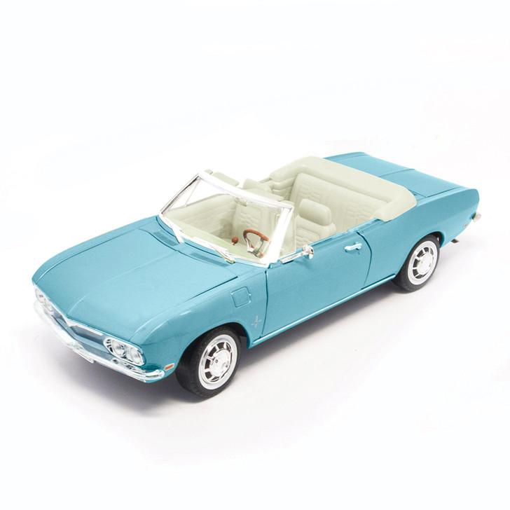 1969 Corvair Monza Convertible - Light Blue Main Image