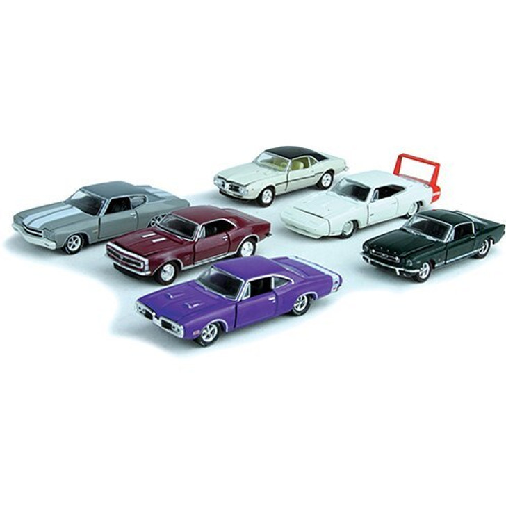M2 Machines Kings of Detroit Muscle Collection 164 Scale Diecast Model by M2 Machines 19245NX