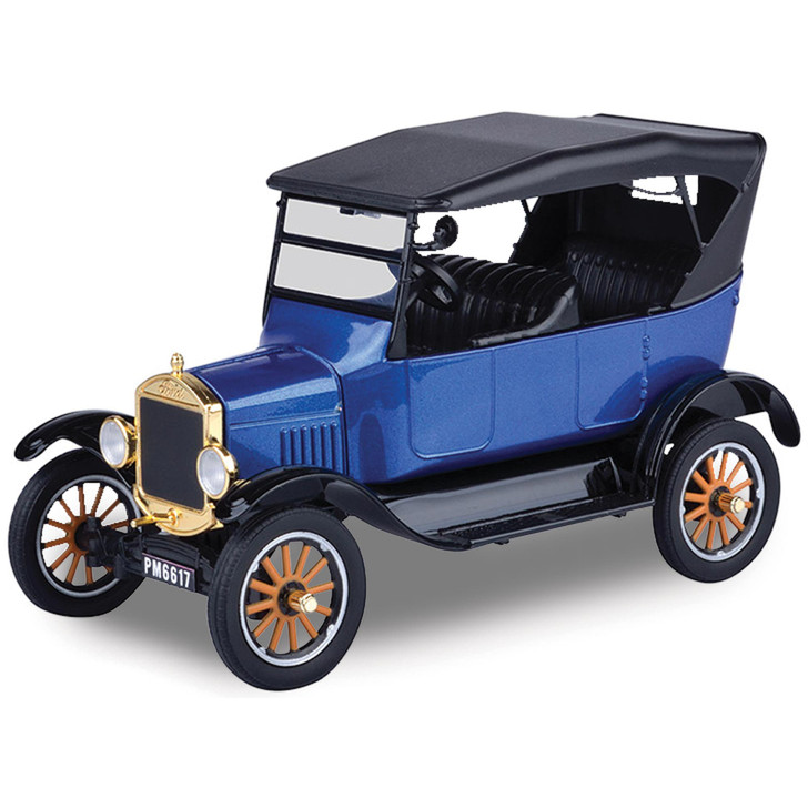 1925 Ford Model T - Touring ( soft top )-Blue Main Image