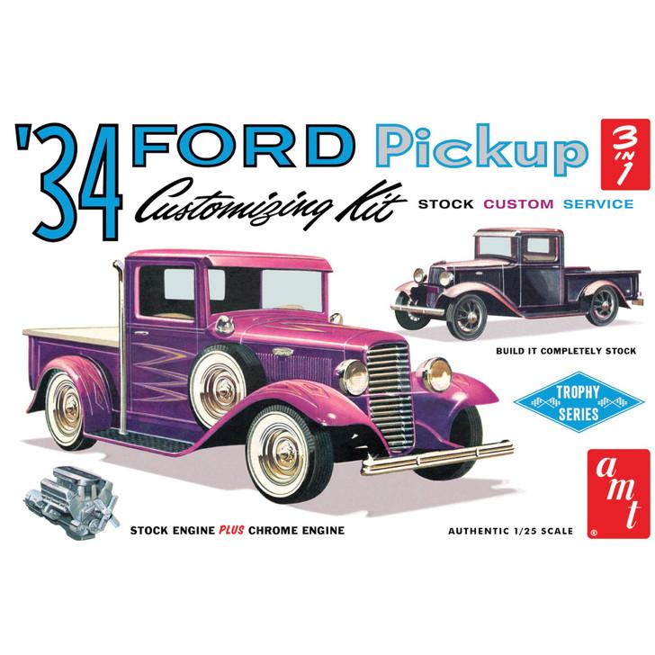 1934 Ford Pickup Model Main Image