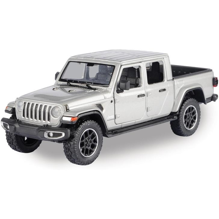 2021 Jeep Gladiator Overland Hardtop - Silver Main Image