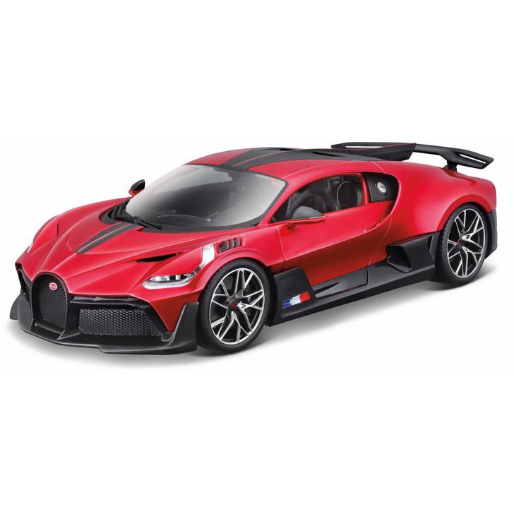 Bugatti Divo - Red Main Image