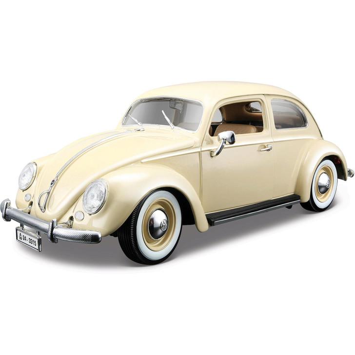 1955 Volkswagen Käfer-Beetle - Beige Main Image