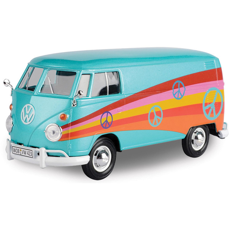 VW Type 2 Peace Summer of Love T1 Microbus Main Image