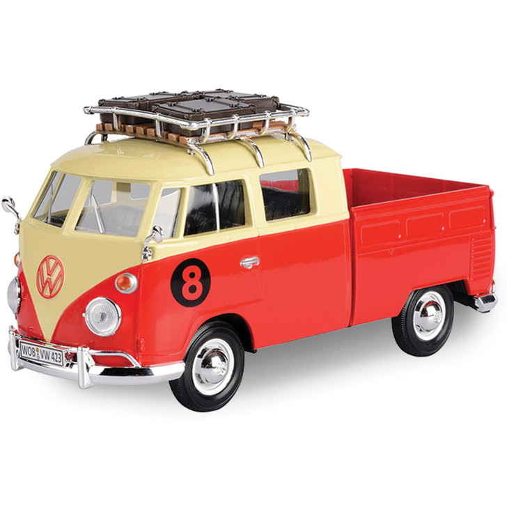 VW Type 2 Eightball T1 Pickup with Roof Rack Main Image