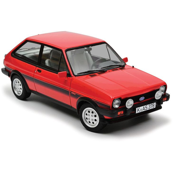 1981 Ford Fiesta XR2 - Red Main Image