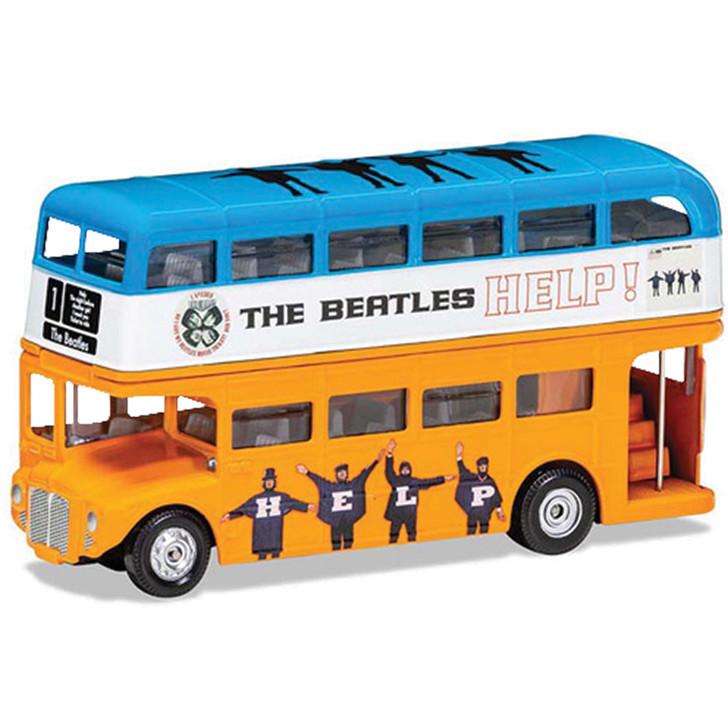 The Beatles London Bus - Help Album Cover Main Image