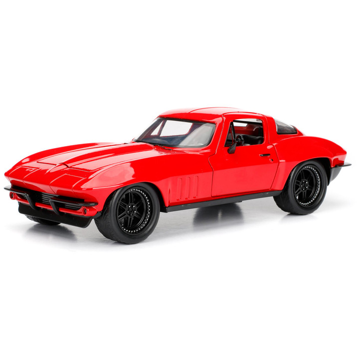 LETTY's Chevy Corvette - Fast & Furious F8 Main Image