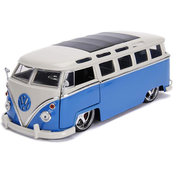 1962 VW Bus BTK - Glossy Blue Main Image