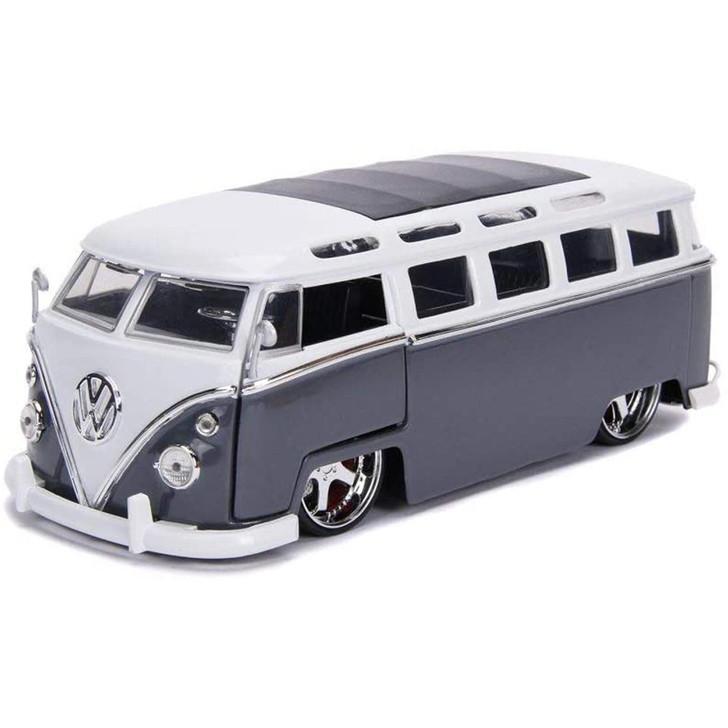 1962 VW Bus BTK - Glossy Grey Main Image