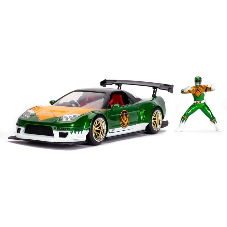 2002 Honda NSX w/Green Power Ranger Main Image