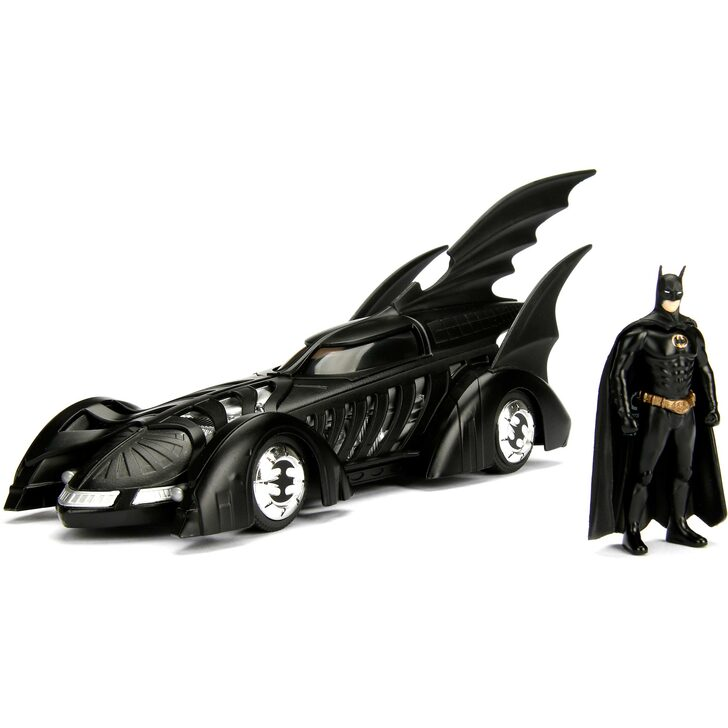 1995 Batman Forever Batmobile w/BATMAN Main Image