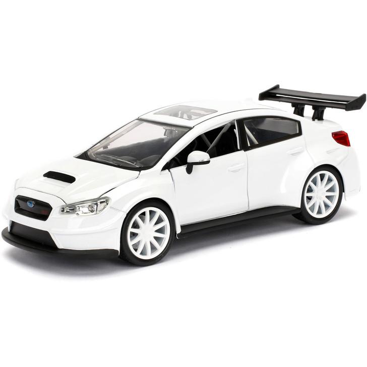 MR. LITTLE NOBODY's Subaru WRX STI - Fast & Furious F8 Main Image