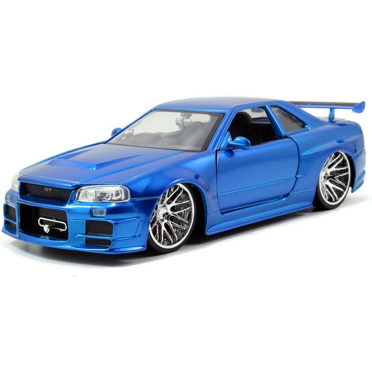 BRIAN's Nissan Skyline GT-R (R34) Candy - Fast & Furious Main Image