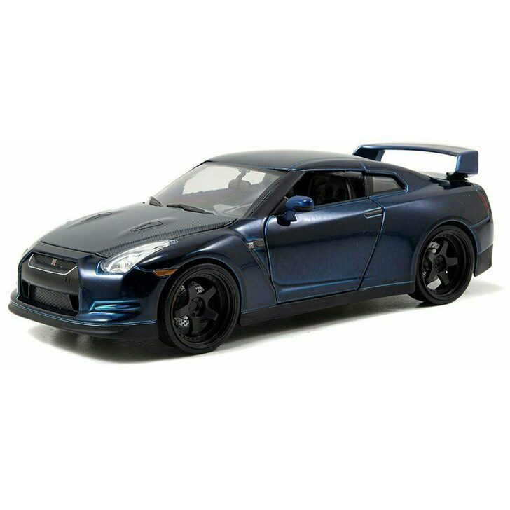 BRIAN's Nissan GT-R (R35) - Fast & Furious Main Image