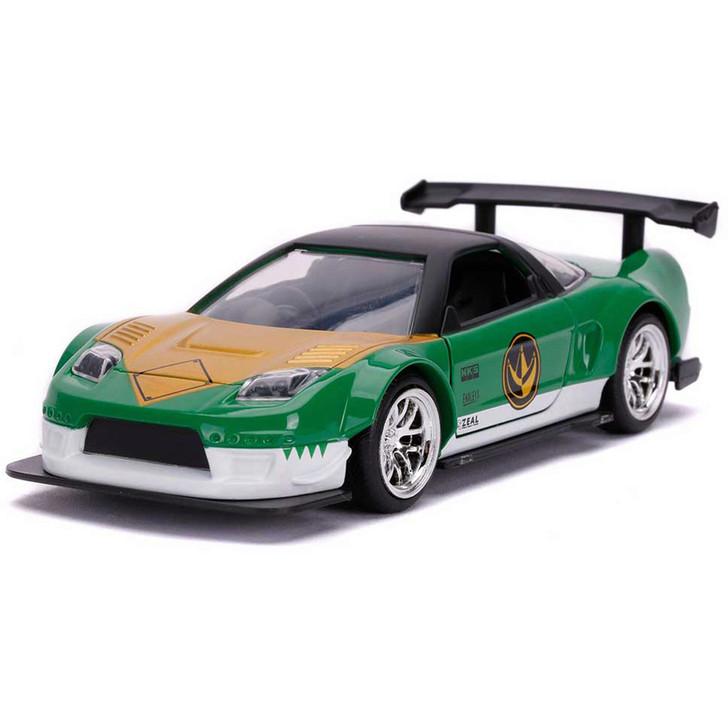 2002 Honda NSX - Green Power Ranger Main Image