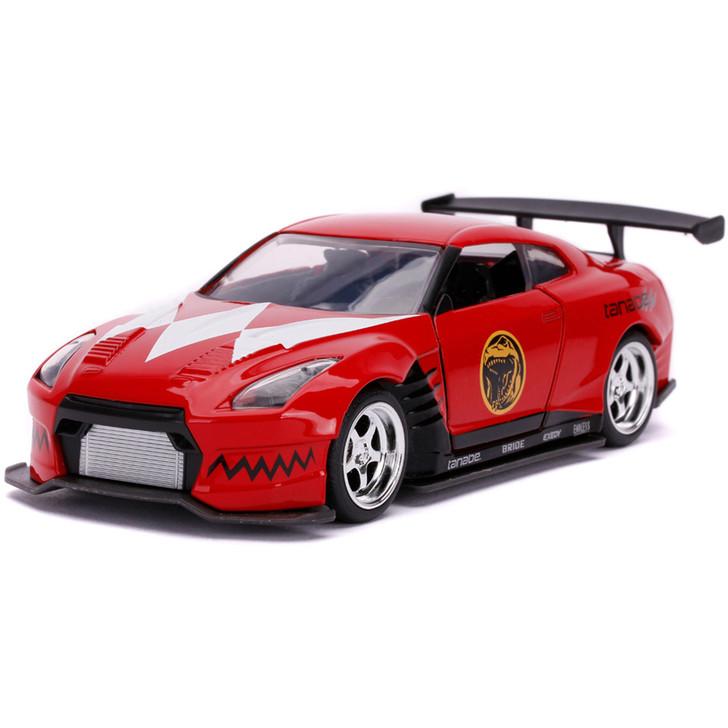 2009 Nissan GT-R (R35) - Red Power Ranger Main Image