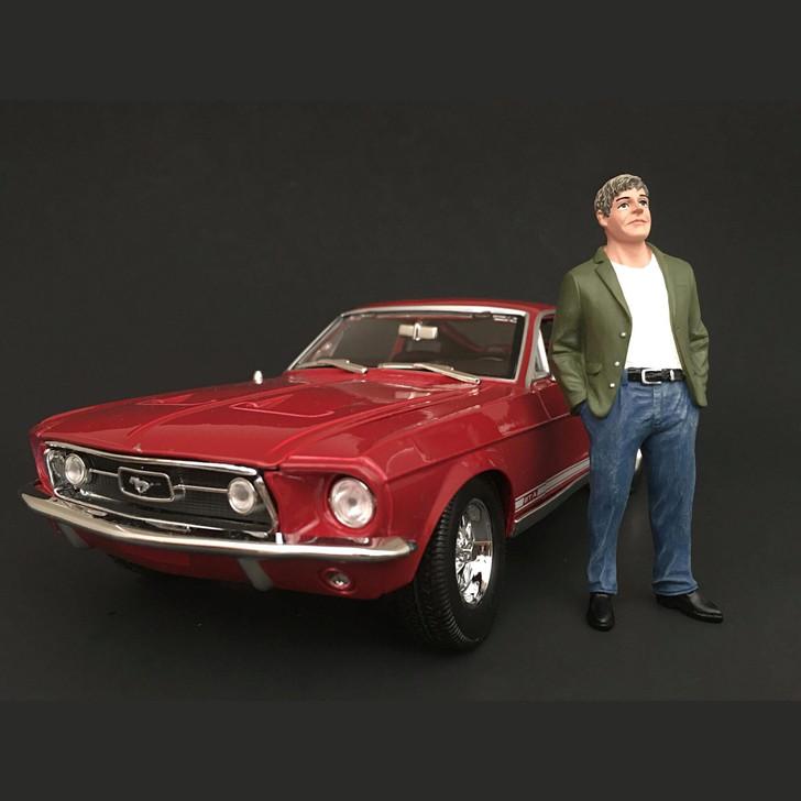 70s Style Figure - VII Main Image