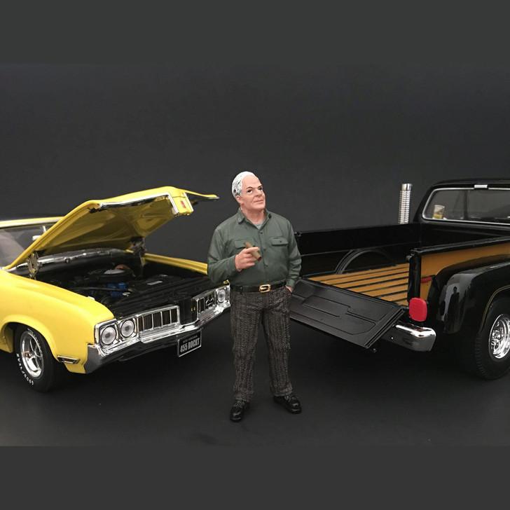 Mechanic - Jim - The Boss Main Image