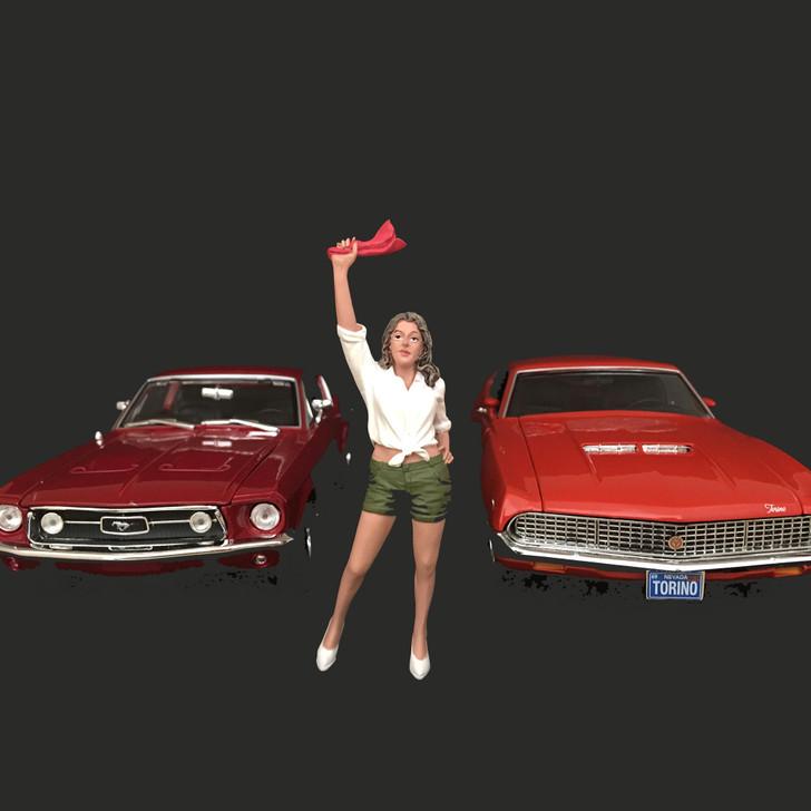 70s Style Figure - II Main Image