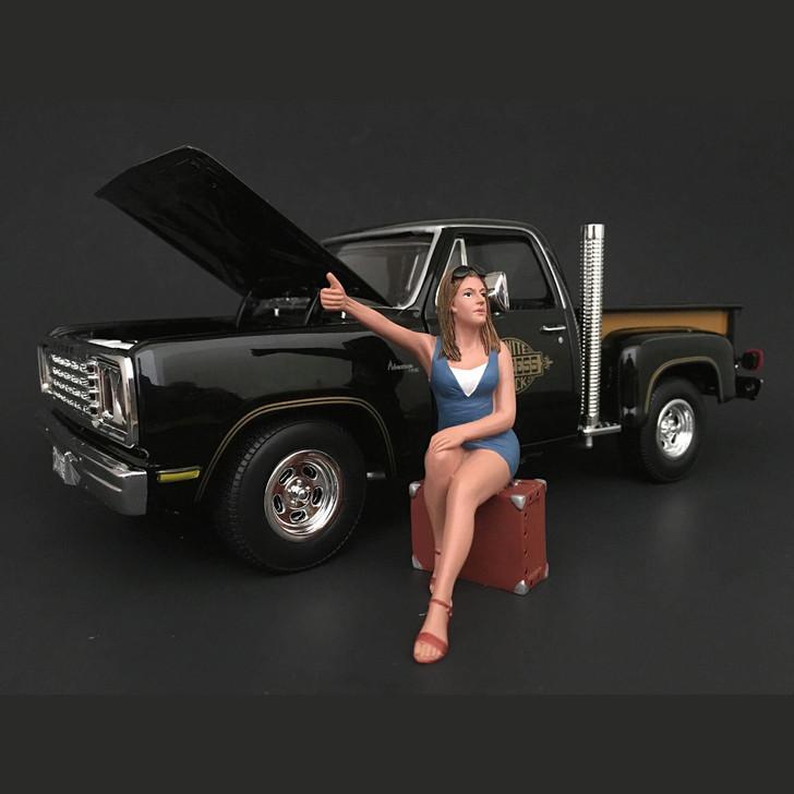 70s Style Figure - VI Main Image